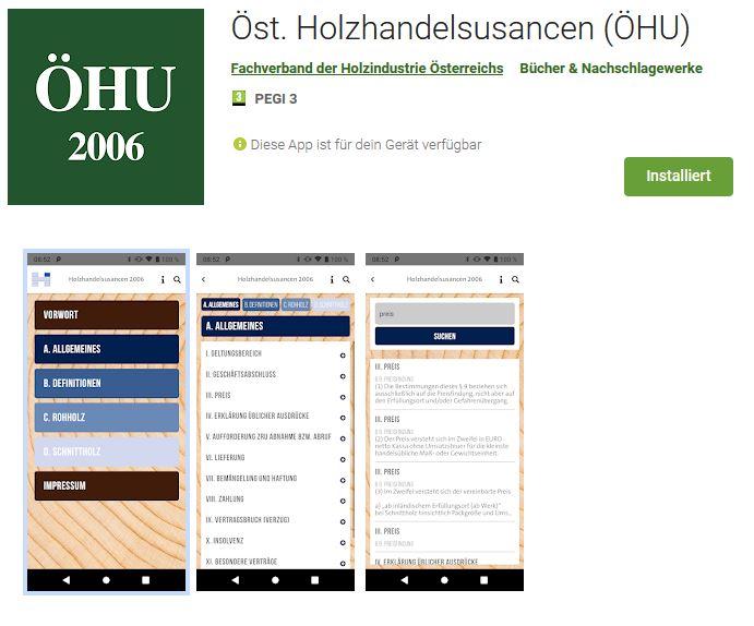 APP-Version ÖHU